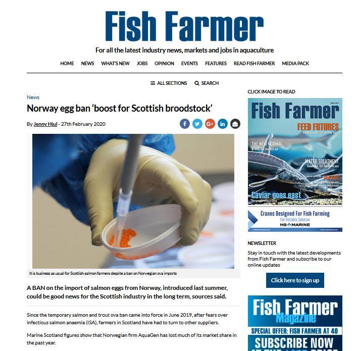 Fish Farmer 27 Feb 2020 #2