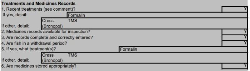 Salmondemic blog July 2021 #16 Mowi Arkaig Formalin