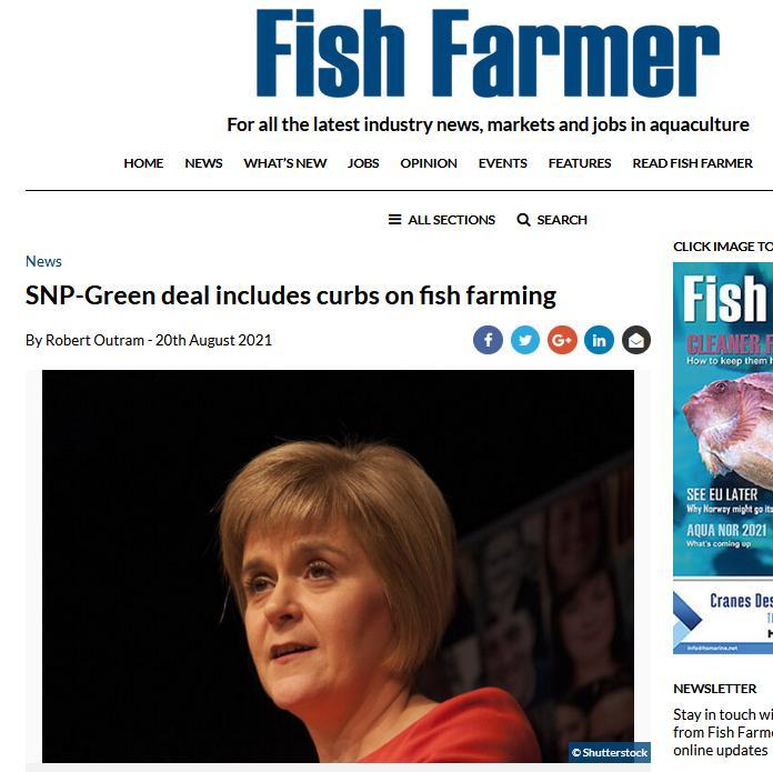 Fish Farmer 20 August 2021 #1
