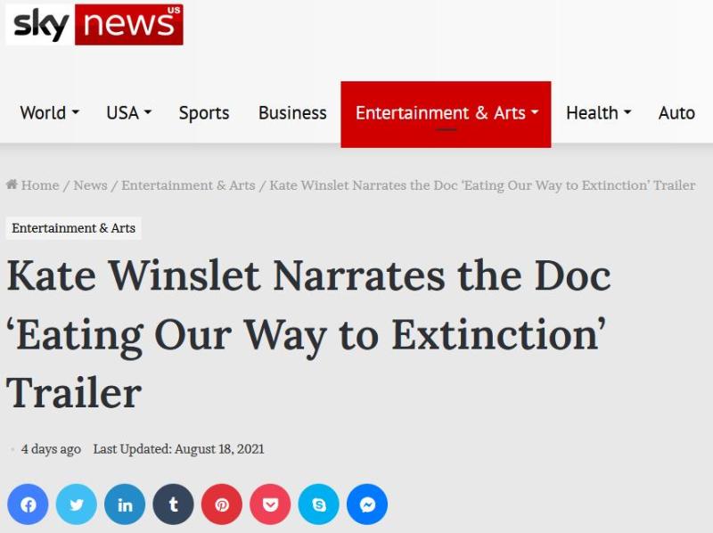 Eating Extinction Aug 2021 blog #10