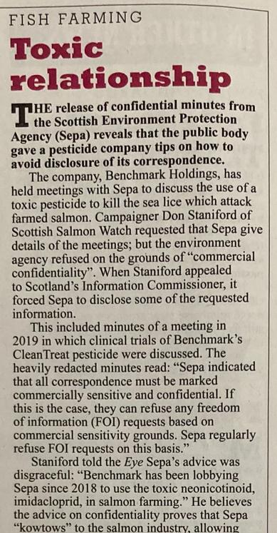Private Eye August 2021 #1