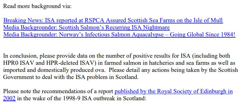 Letter to Scottish Ministers re ISA 30 August 2021 #5