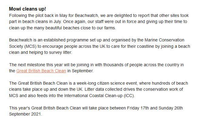 MCS beach clean #5