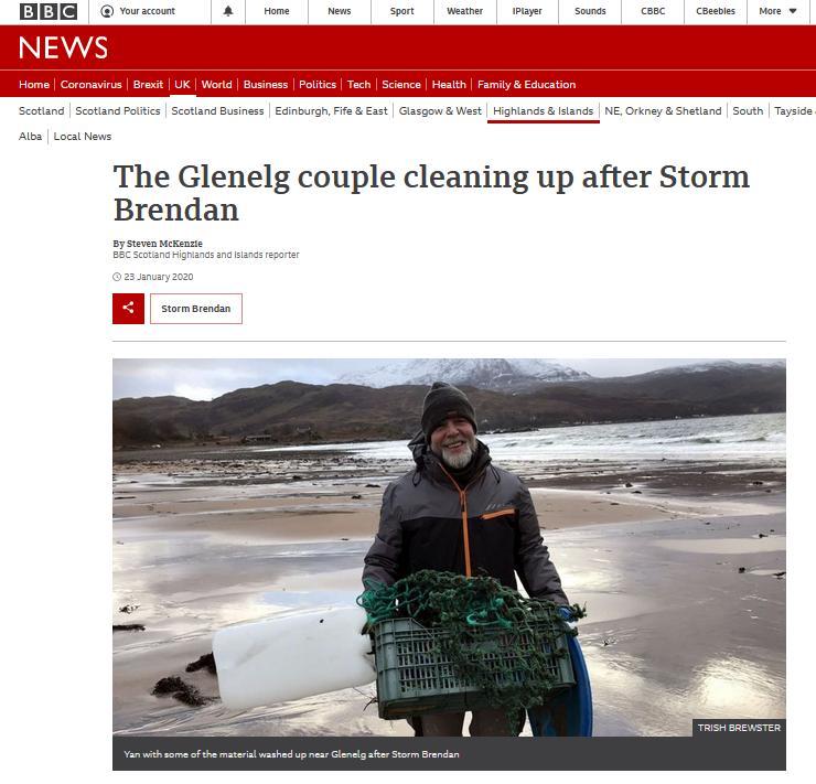 MCS beach clean #3