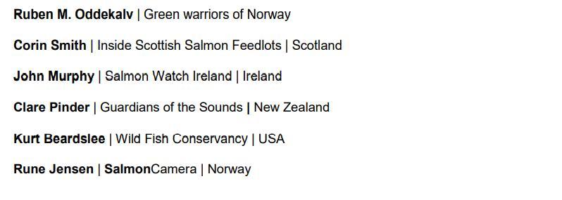 LoS Global Salmon Resistance 17 Sept 2021 #9 letter