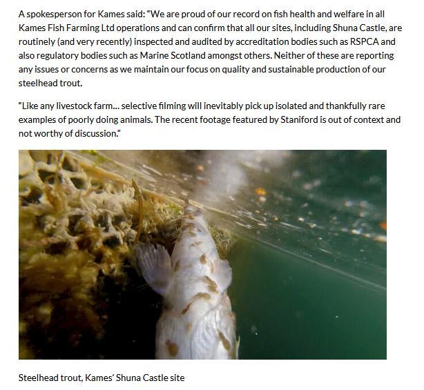 Fish Farmer 24 September 2021 #4 retraction of unlawful intrusion