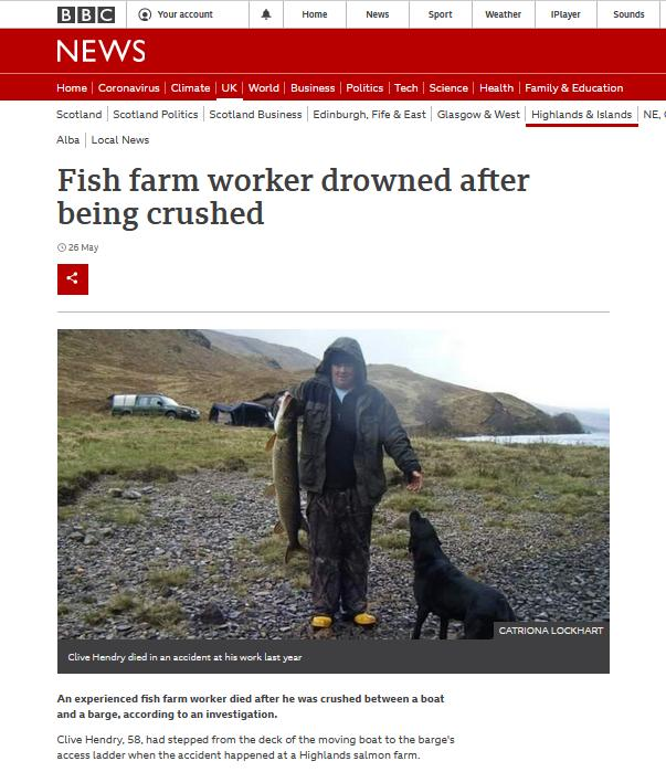 BBC News 26 May 2021 Clive Hendry #1