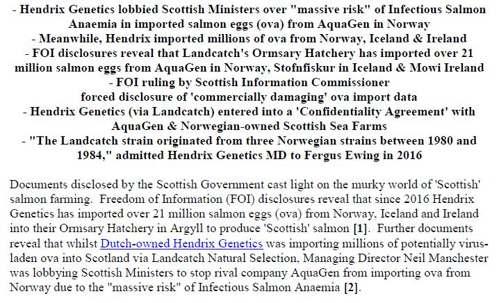 PR Rotten Edifice of Scottish Salmon 1 October 2020 #2