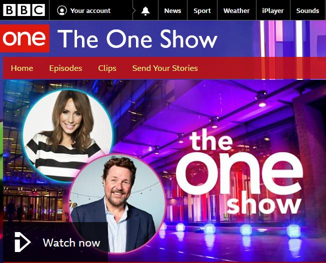 BBC One Show 12 Oct 2020  watch now