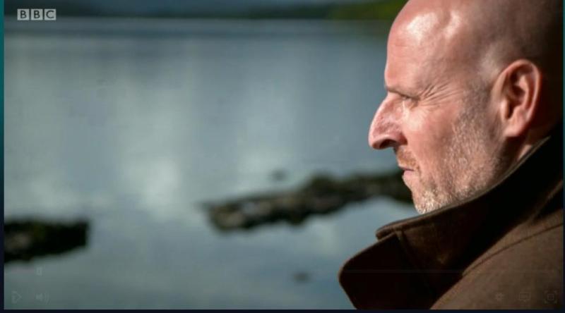 BBC One Show 12 Oct 2020 #2 Ian Roberts #2