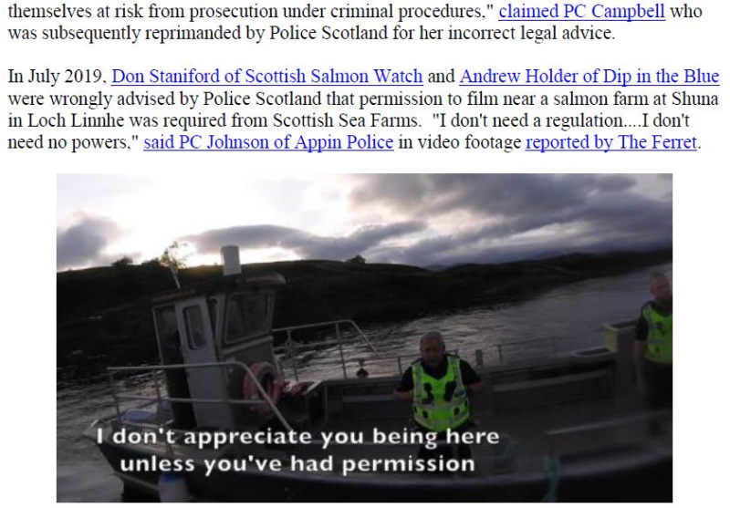 PR Police Scotland Apology 14 Oct 2020 #4