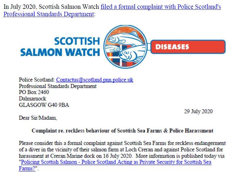 PR Police Scotland Apology 14 Oct 2020 #12