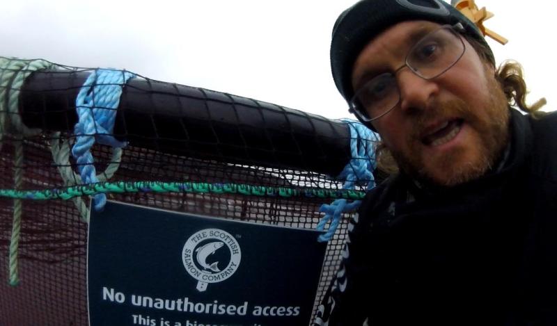 No Unauthorised Access Quarry Point Sept 2020 #2