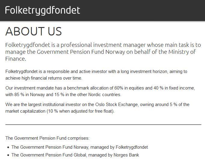 Folketrygdfondet #1