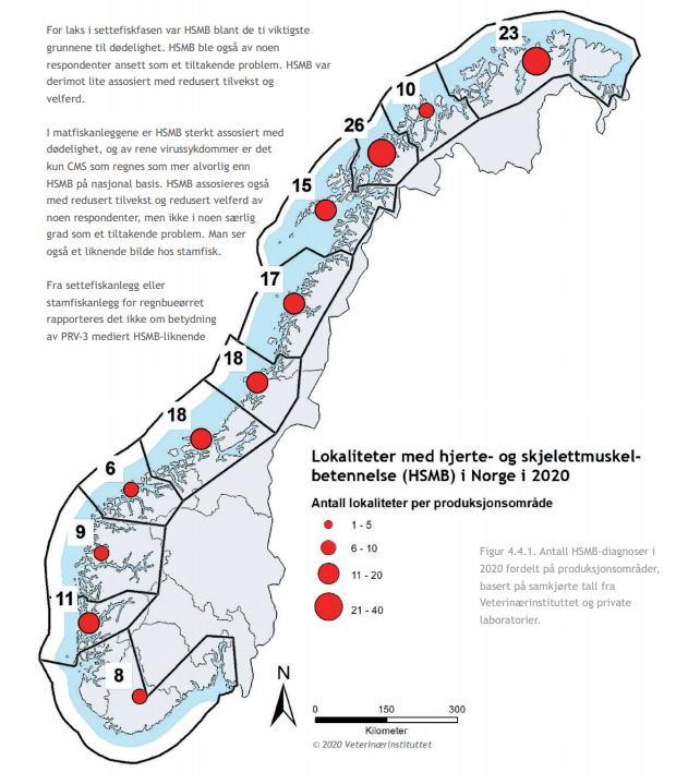 Norway blog #4 Map HSMI