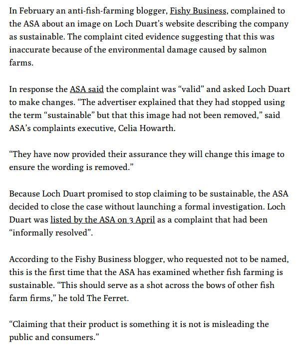 ASA Loch Duart Ferret 2019 #2