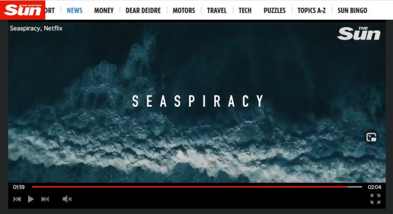 Seaspiracy Sun 30 March 2021 #2