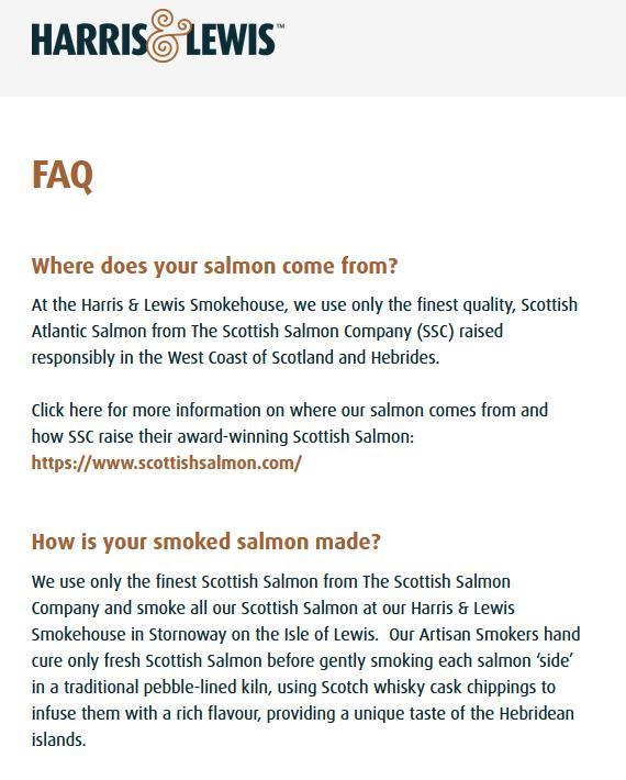 Native Hebridean salmon #2