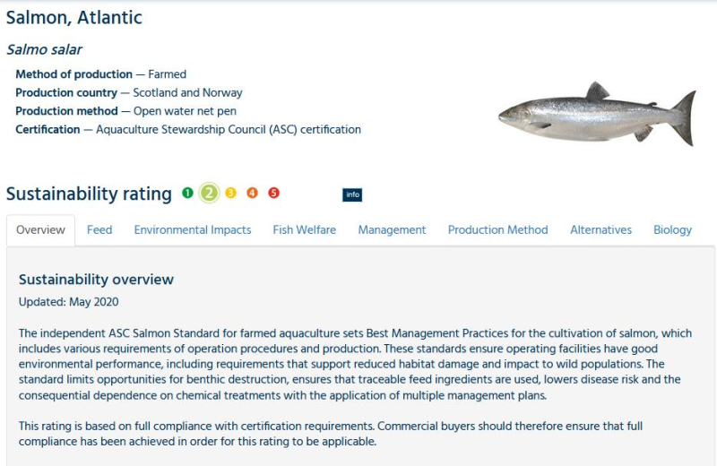 MCS Atlantic salmon April 2021 #2
