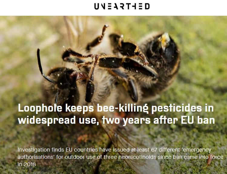 Greenpeace on EU loophole