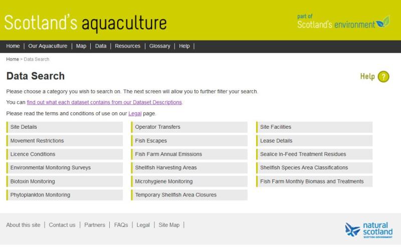 Scotland's Aquaculture April 2021