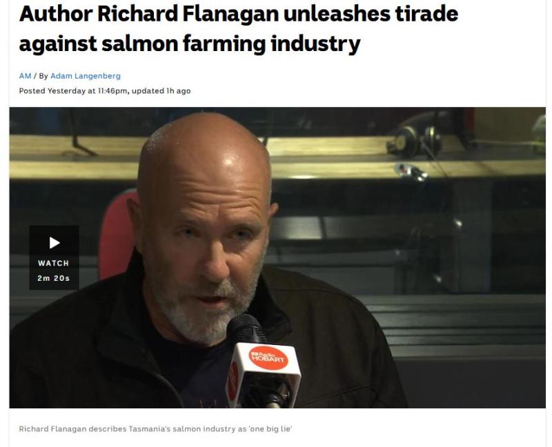 Toxic book Richard Flanagan #10