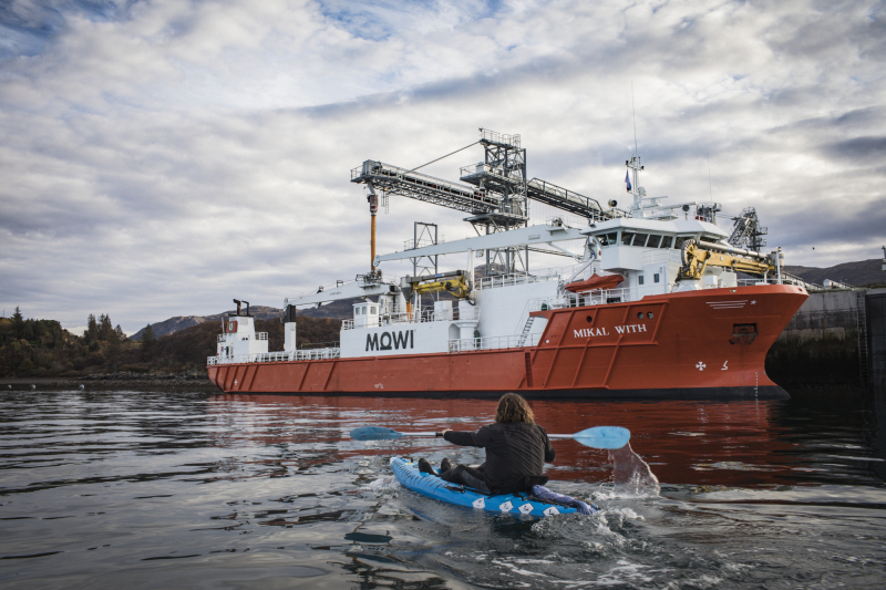 Anastasia Geo Sept 2020 #11 Don kayak Mowi boat