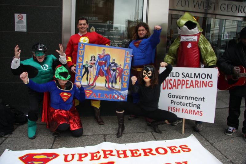 Superheroes 4 Salmon #3