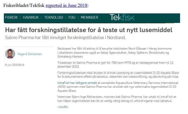 Norway Imidacloprid blog June 2021 #24