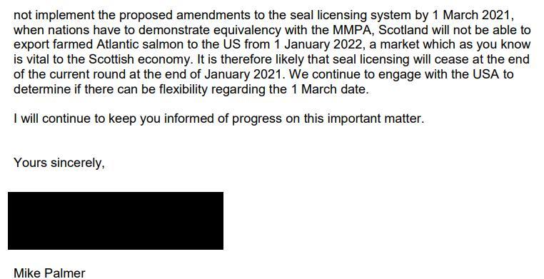 SG FOI 202100209041 letter 25 June 2021 #8 SSPO lobbying