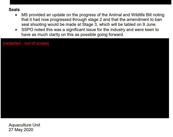 SG FOI 202100209041 letter 25 June 2021 #10 SSPO lobbying
