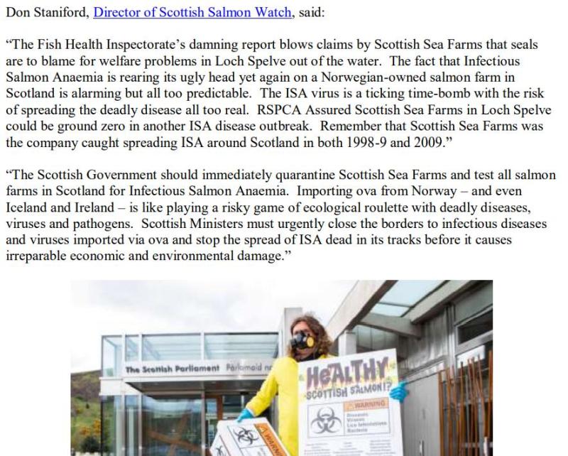 PR ISA in Loch Spelve 30 August 2021 #6