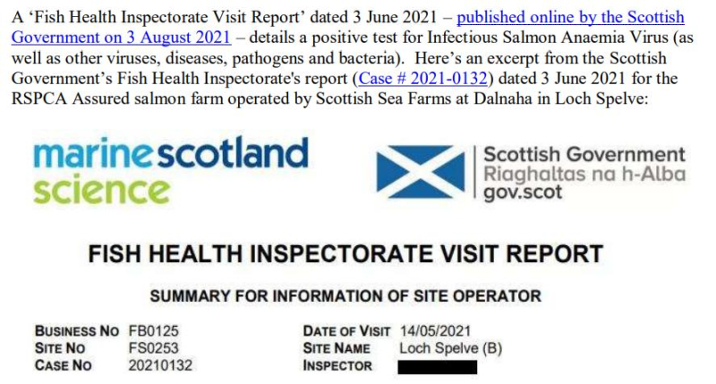 PR ISA in Loch Spelve 30 August 2021 #7