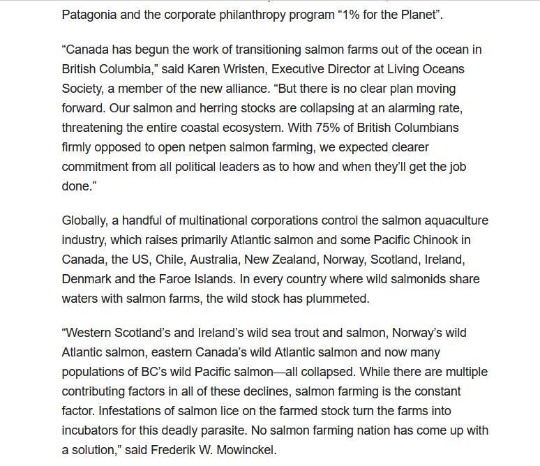 LoS Global Salmon Resistance 17 Sept 2021 #2