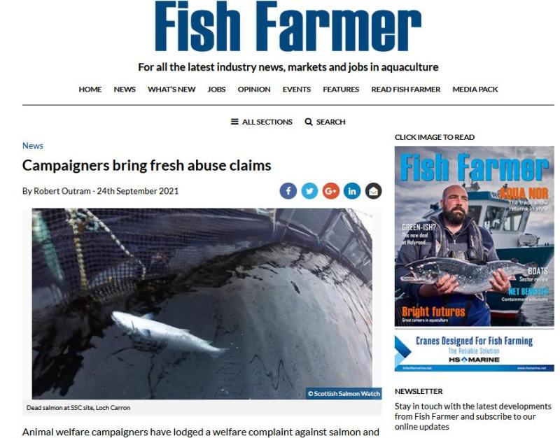 Fish Farmer 24 September 2021 #1