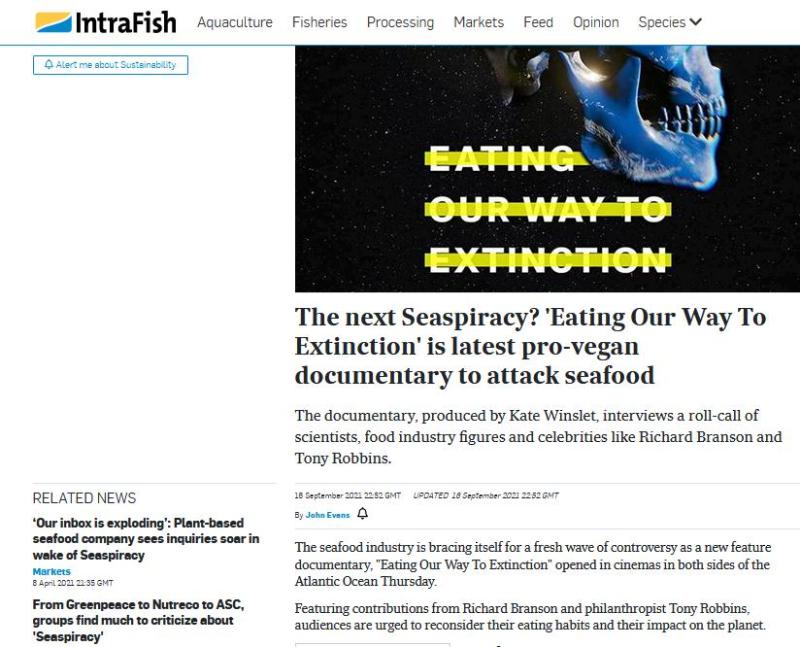 Intrafish Eating #1
