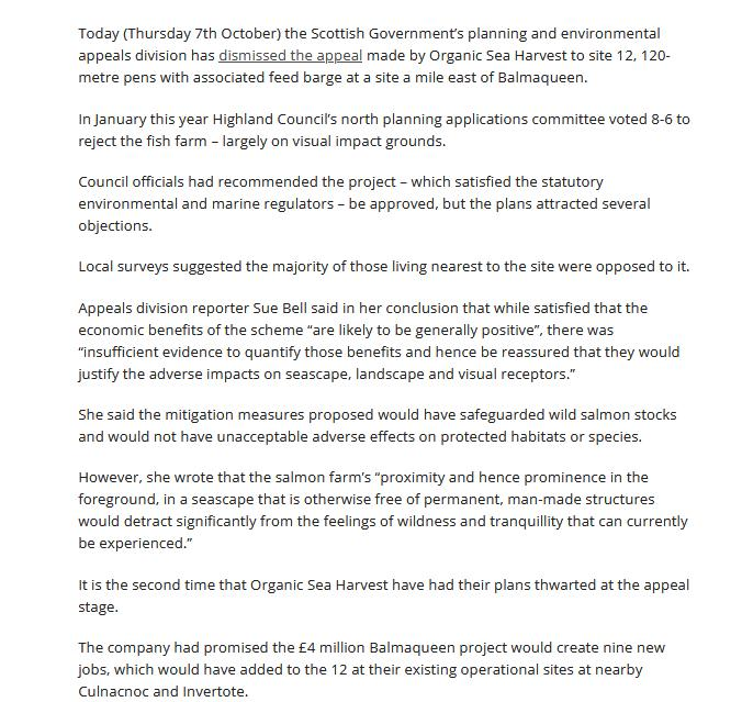 Balmaqueen refusal 7 October 2021 #6 WHFP