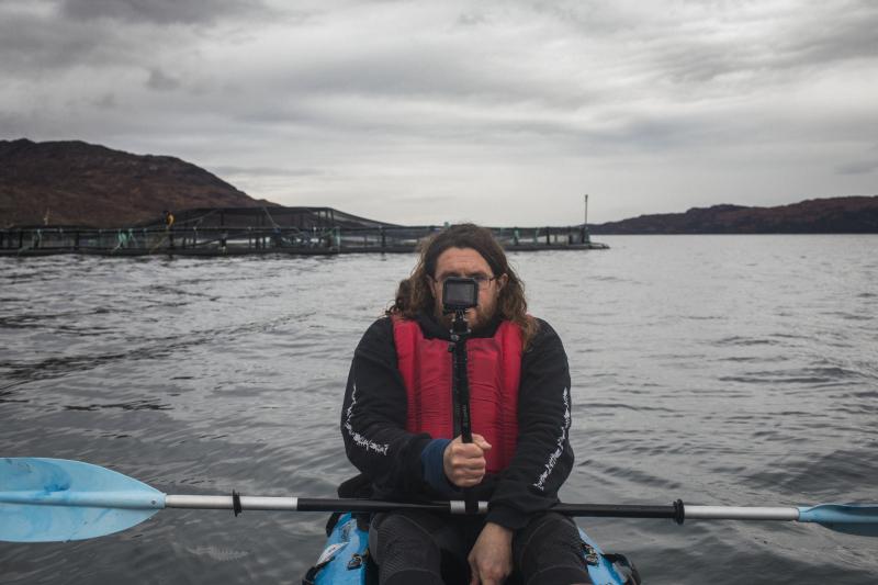 Anastasia Geo Sept 2020 #13 Don with Go Pro in kayak