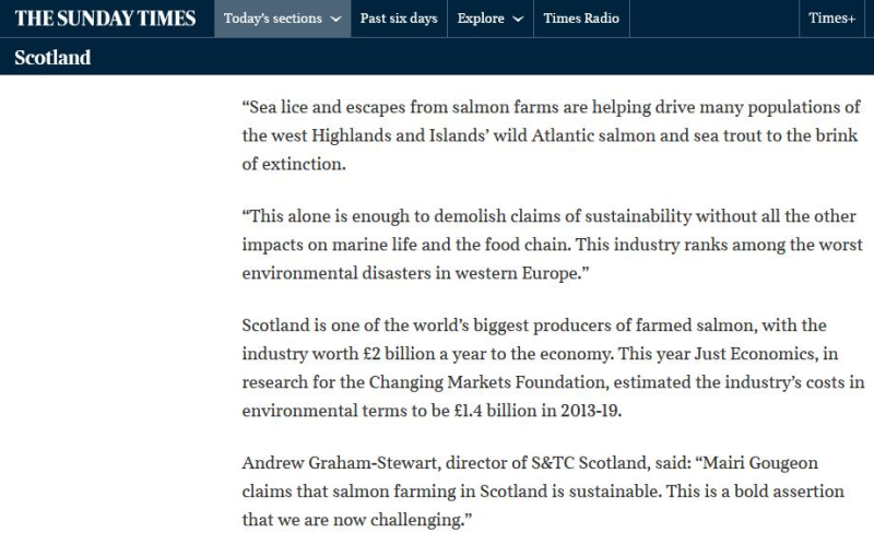 Sunday Times Greenwashed 17 Oct 2021 #3