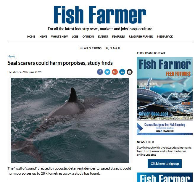 Fish Farmer 9 June 2021 #1