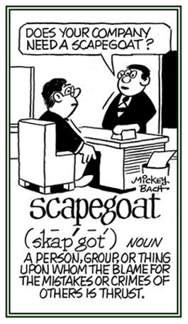 Scapegoat #7
