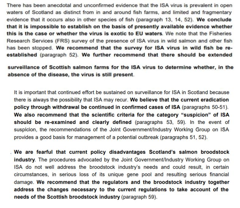 Letter to Scottish Ministers re ISA 30 August 2021 #6