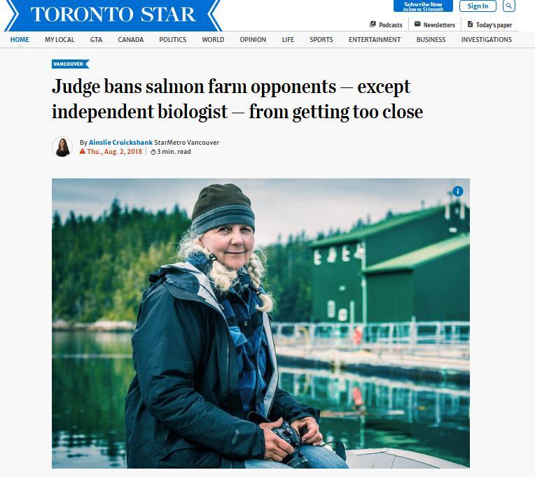 Toronto Star #1